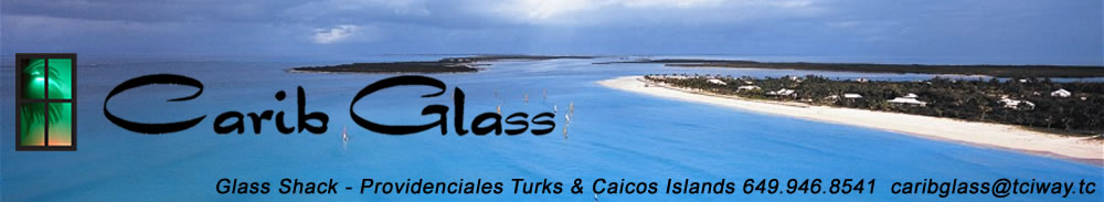 Carib Glass TCI